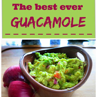 The best ever Guacamole!