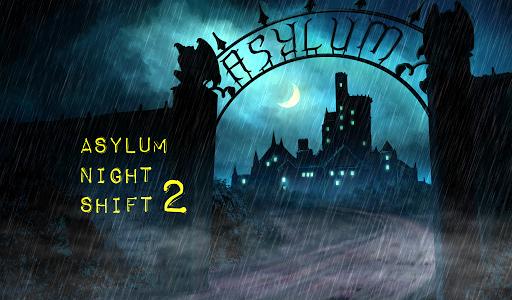 Asylum Night Shift 2 - Five Nights Survival screenshots 1