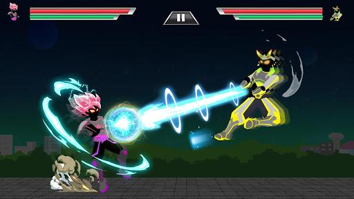 Stickman Shadow Super Fighting 1.0 Screenshots 1