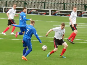 Photo: 01/03/14 v Elgin City (Scottish Football League Division 2) 4-0 - contributed by Rob Campion