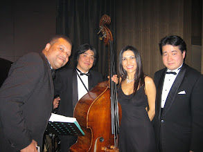 Photo: The Band at New Year's Eve 2005-2006