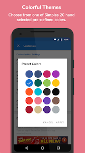 Simple Social Pro MOD APK [Pro Features Unlocked] 1
