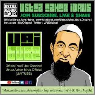 Ustaz Azhar Idrus app - náhled