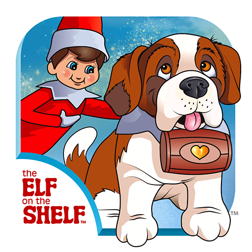 Elf Pets Pup—Elf on the Shelf