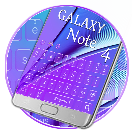 Keyboard Theme For Galaxy Note 4