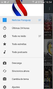 Noticias y Radios de Paraguay - náhled
