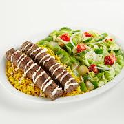 Beef Kofta Platter