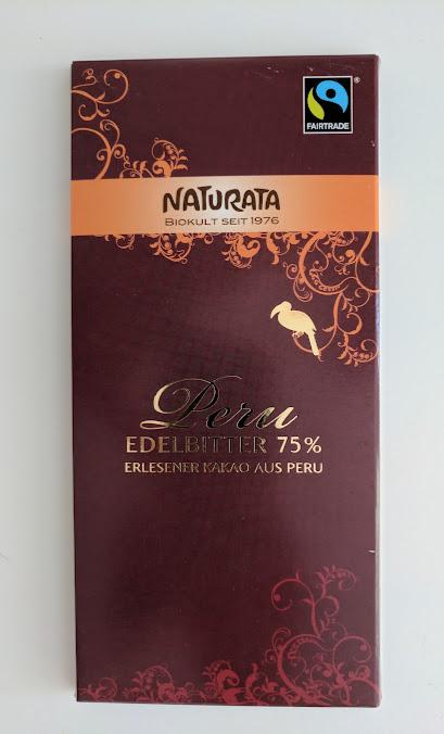 75% naturata bar