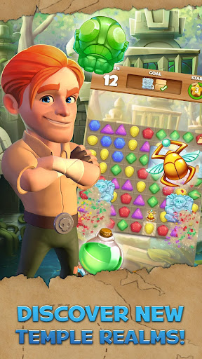 Temple Run: Treasure Hunters  screenshots 1