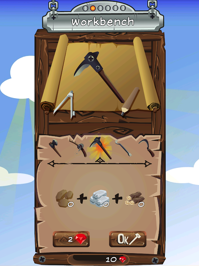 Trail of Treasures - Location Based Game- screenshot