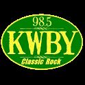 KWBY 98.5 icon