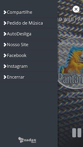 Rádio Pantaneira screenshot 2
