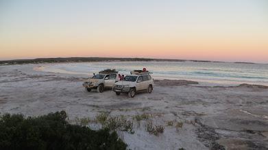 Photo: Dinner on the beach