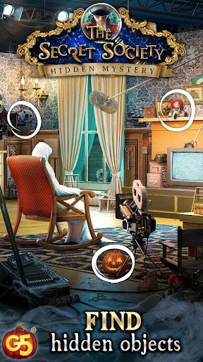 The Secret Society - Hidden Mystery screenshots 1
