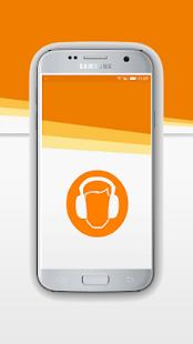Asculta Live App - náhled
