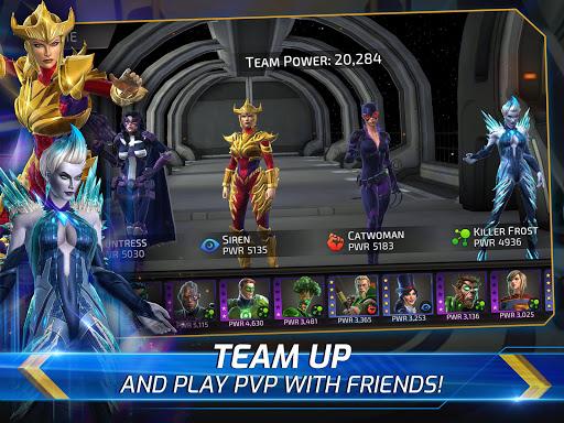 DC Legends: Battle for Justice 1.22.1 screenshots 10