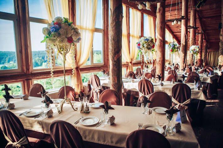 Фото №7 зала Ресторан «Утёс»