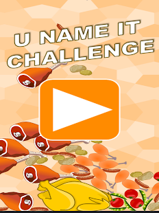 U Name it Challenge- screenshot thumbnail