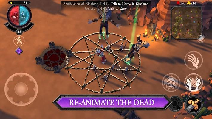 Undead Horde Screenshot Image