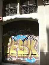 Photo: Graffiti in Barcelona, Spain