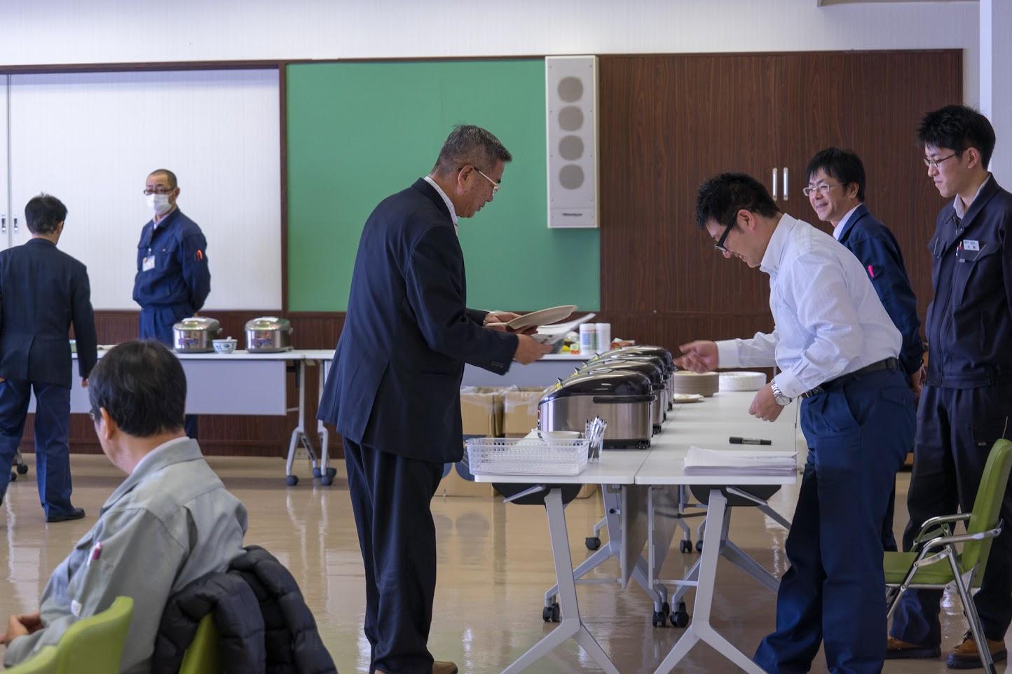 佐野豊町長も参加されました