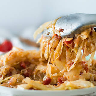 Cooked Shredded Cabbage Recipes.