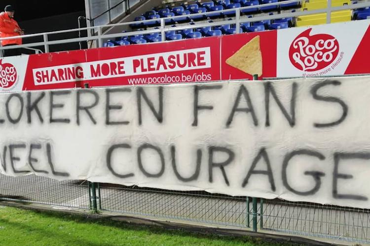 Un sauvetage de dernière minute pour Lokeren ? Les supporters sont dégoûtés