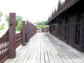 Photo: Year 2 Day 55 -  The Gallery of Shwe in Bin Kyaung