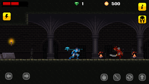 Dark Rage screenshot 7