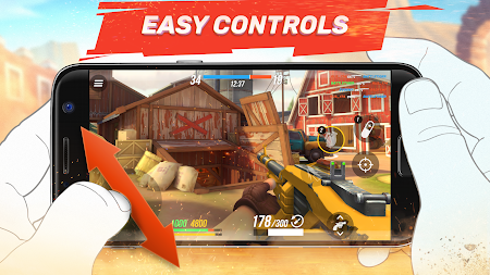 Guns of Boom - Online PvP Action APK screenshot thumbnail 17