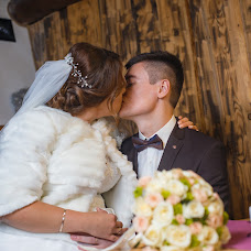 Wedding photographer Volodimir Lozoviy (Kapitoshka67). Photo of 30.12.2016