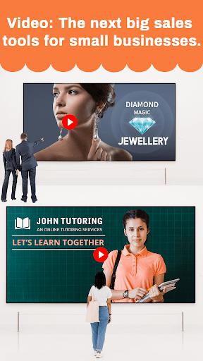 Marketing Video, Promo Video & Slideshow Maker 28.0 screenshots 2