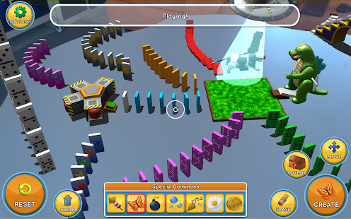 Domino World- screenshot thumbnail