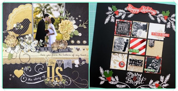 DIY Great Scrapbook Idea Album