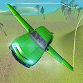 Flying Stunt Car Simulator