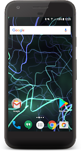 Spirly - Live Wallpaper- screenshot thumbnail