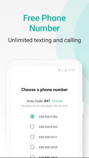 2ndLine - Second Phone Number 5.41.0 screenshots 1