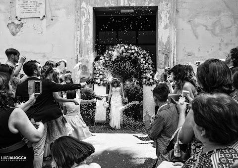 Fotografo di matrimoni Napoli (luigiallocca). Foto del 31.07.2017