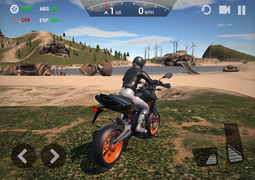 Ultimate Motorcycle Simulator APK MOD screenshots 2
