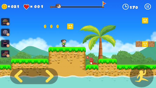 Screenshot for  Super Boy Adventure&Jungle Adventure in United States Play Store