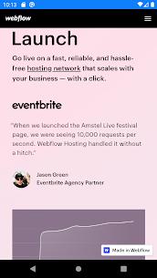Webflow – Website Builder 3