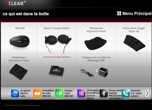 HBC220 French Guide 1.0.1 screenshots 5