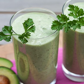 Avocado Super Smoothie.