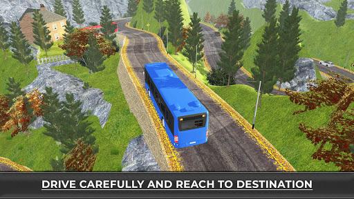 US Offroad Bus Driving Simulator 2018 1.0.1 screenshots 4
