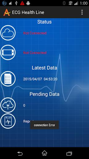 ECG Healthline
