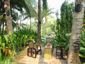 Photo: #009-Mandalay, le Mandalay Hill Resort. Les jardins.