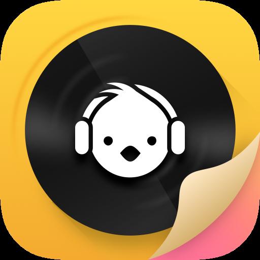 Lark Player Theme - Yellow