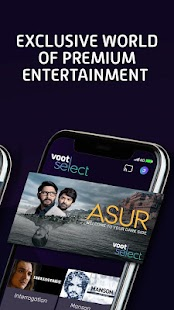 Voot- Voot Select Originals,Colors TV, MTV & more Screenshot