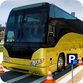 City Coach Bus Parking Simulator Driving School