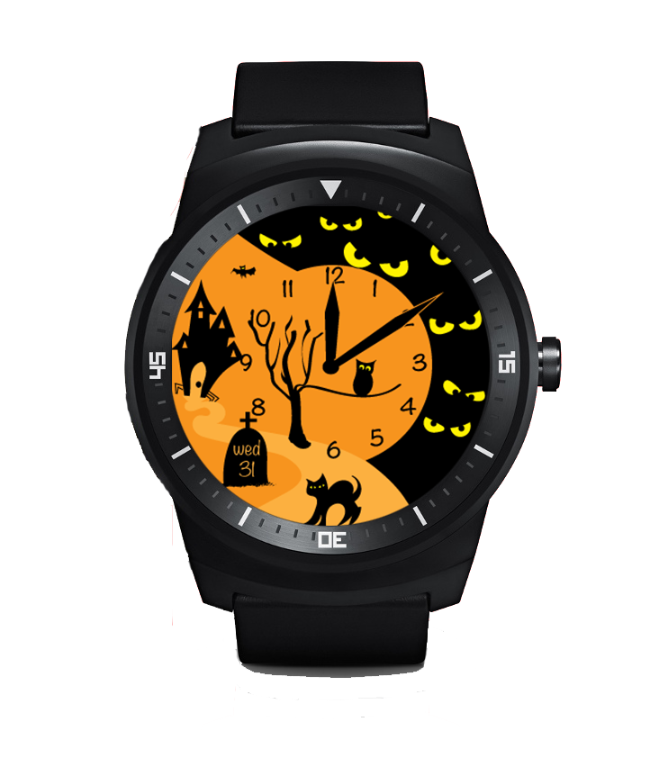 Halloween Watch Face - Android Apps on Google Play